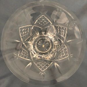 Waterford Accents - Waterford crystal small footed bowl